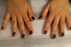 zwart-oranje-Yentl
